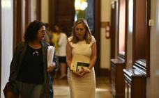 Ana Pastor, dispuesta a que Torra comparezca en un pleno sin votación