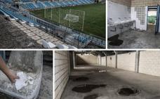 Críticas por el mal estado del fondo sur del Nuevo Vivero en Badajoz