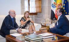 El presidente de la CHG anuncia la limpieza «integral» del camalote en octubre