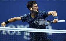 Djokovic fulmina al verdugo de Federer