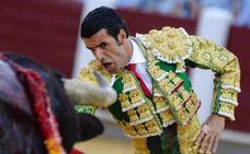 Emilio de Justo repite en Valladolid 24 horas después de salir a hombros