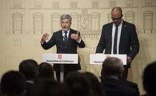 Marlaska anuncia un compromiso con la Generalitat para garantizar la neutralidad en el espacio público