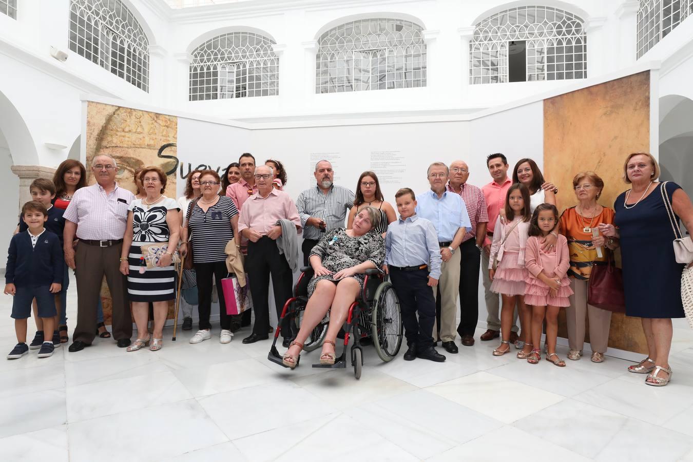 Las víctimas del terrorismo en España reciben un homenaje en un acto en Mérida