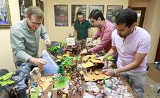 El Obispado busca figuras de Playmobil para montar un belén gigante en Navidad