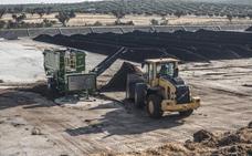 Reciclar los residuos para dar vida al suelo extremeño