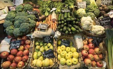 Vender frutas en las rías