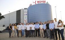 Royse deja su sello en el renovado Puente de las Delicias
