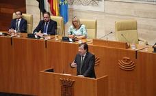 El tren y la lucha contra la despoblación marcan el acto del Día de Extremadura