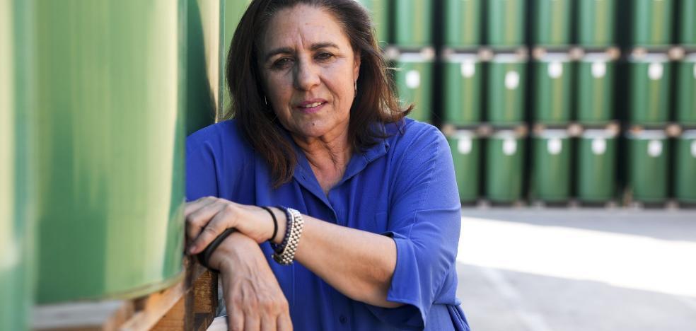 Celia Santos: «Extremadura puede ser la despensa del mundo»
