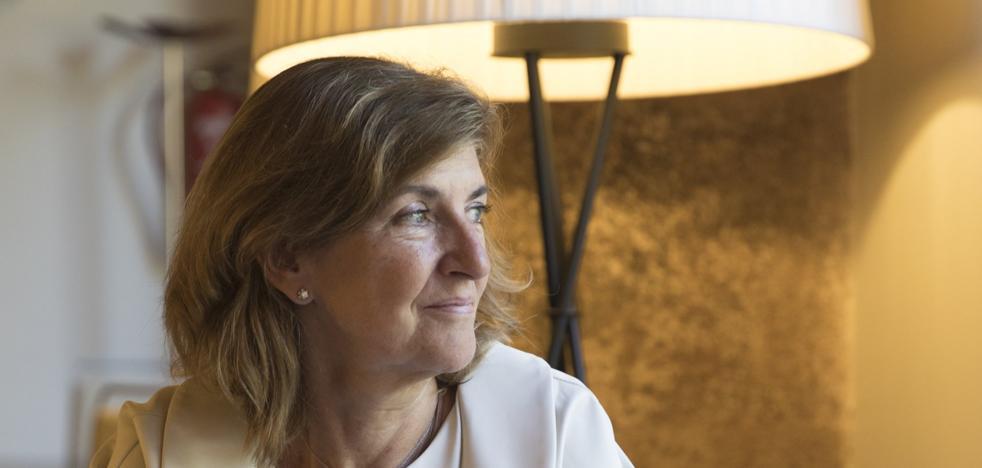 Pilar García: «Nuestra fuerza es la capacidad humana»