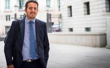 Víctor Píriz, portavoz popular de Presupuestos