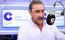 Carlos Herrera hará de 'DJ' los sábados
