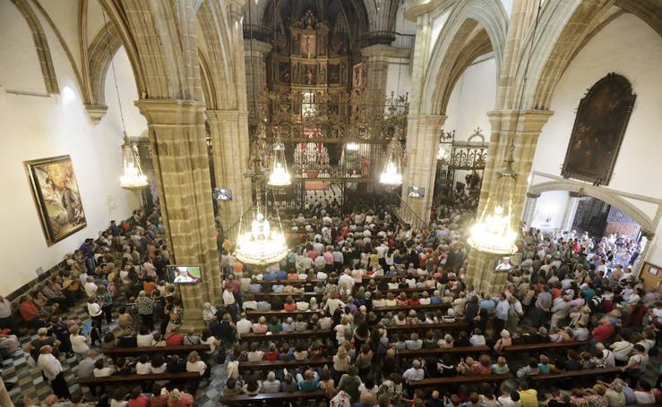 Celebraciones en Guadalupe por el Día de Extremadua