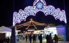 La Feria de Castuera se despide hoy con un espectáculo piro-musical