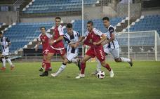 El Badajoz se atasca en el Nuevo Vivero