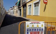 El plan de asfaltado prevé actuar en once calles en Villanueva