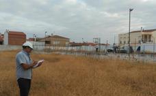 Comienzan los trabajos del nuevo colegio de La Zarza