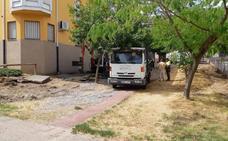 Invierten 28.000 euros en recuperar una zona degradada de Madrigal de la Vera