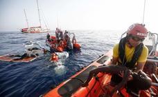 Al menos 100 inmigrantes muertos en un nuevo naufragio en el Mediterráneo Central