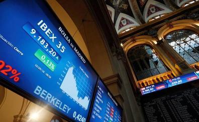 El Ibex salva la sesión 'in extremis' con un avance del 0,14%