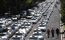 Las licencias de Uber y Cabify aumentan otro 4% en plena huelga estival del taxi