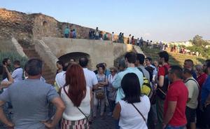 Amigos de Badajoz realiza este jueves una visita guiada por los baluartes