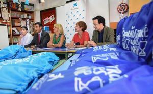 Mil familias vulnerables de Badajoz recibirán material escolar para comenzar el curso