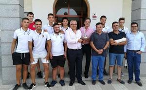 El club de fútbol, premio 'Importantes de Alconchel'