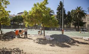 Cuatro centros educativos inician hoy en Cáceres el curso con obras en sus instalaciones