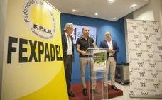 Cien parejas se dan cita en Cáceres en el Campeonato de Pádel Extremadura