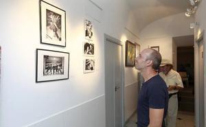 Exposición de fotografías sobre la Madrila en Mastropiero