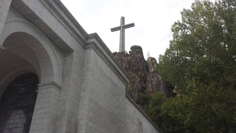 Los 261 extremeños del Valle de los Caídos