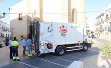Nuevo camión de basura para Campanario