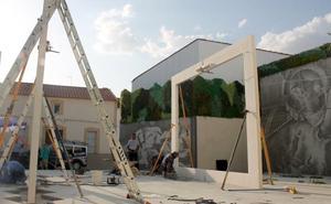 La plaza homenaje a Eduardo Naranjo en Monesterio se inaugura hoy