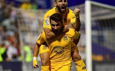 El Extremadura encadena su cuarta derrota consecutiva