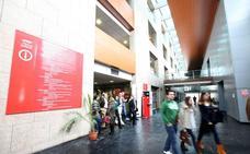 El Estado debe pagar 40.000 euros a una joven que resbaló en el Palacio de Justicia de Cáceres
