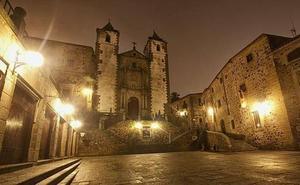 'La noche del patrimonio' se celebra el sábado en Cáceres con música, teatro y visitas