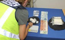 Detenido en Badajoz con más de 500 gramos de cocaína de gran pureza