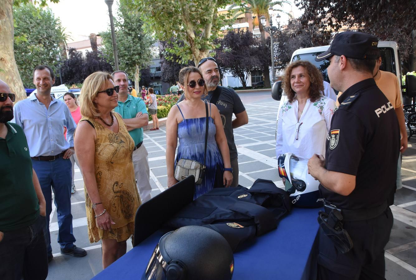 Celebración del Día de la Policía Local de Badajoz