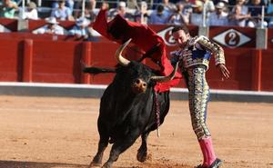 Ferrera indulta a 'Liricoso' en Salamanca