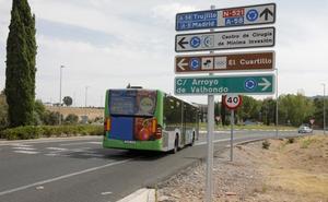 Una nueva línea o la ampliación de la 3 darán servicio de bus al nuevo hospital de Cáceres