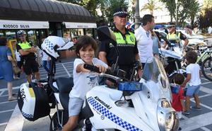 Badajoz celebra el Día de la Policía Local