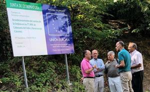 Desarrollo Rural invierte 471.000 euros en mejorar varios caminos en el Jerte