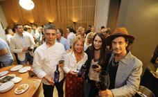 El vino de Coti y la visita de Marta Sánchez