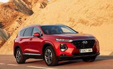 Hyundai Santa Fe, un gran salto adelante