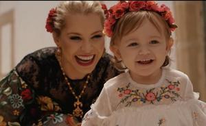 Soraya lanza su single 'Yo brindo', rodado en Valencia de Alcántara