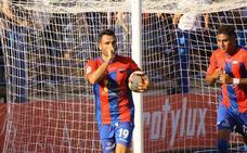 El Extremadura pierde en casa frente a Las Palmas
