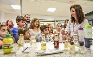 La UEx programa un centenar de actividades en la 'Noche europea de los investigadores'