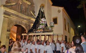 'La Guapa' visita las parroquias