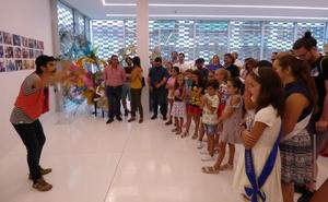 Navalmoral ofrece talleres para todas las edades y mucha música en Expo Carnaval